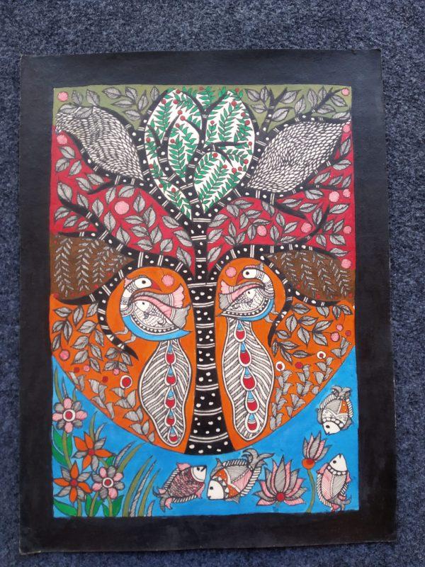 Handmade art and craft