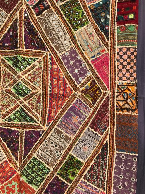 Handmade art & craft, patchwork design