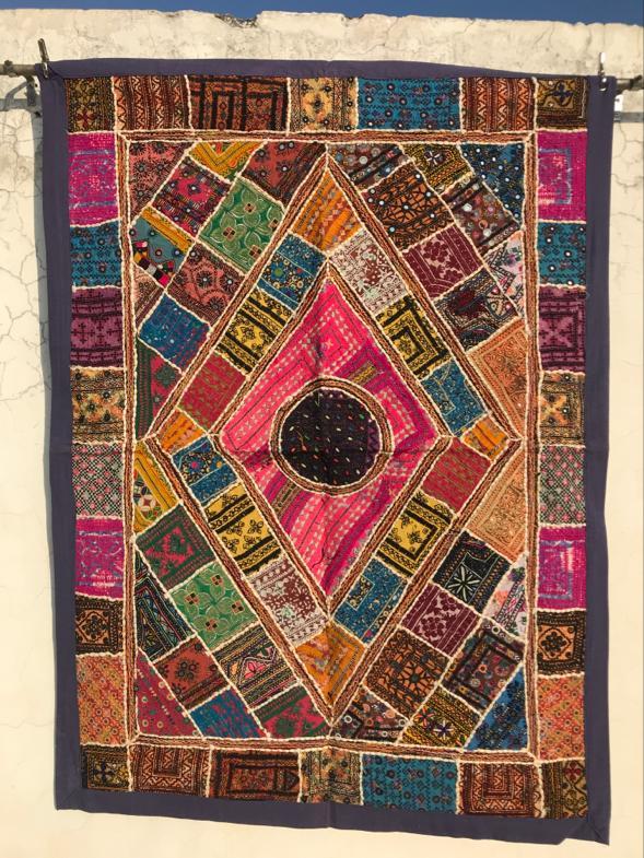 Handmade art & craft, craft of rural India
