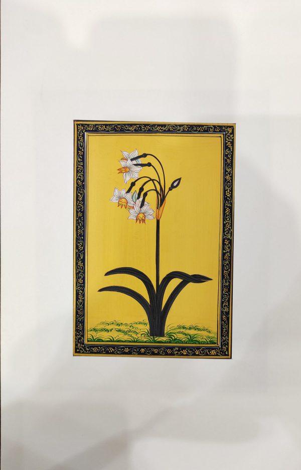 Handmade art & craft, Rajasthani miniature paintings