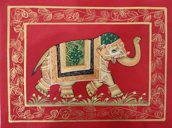 Handmade art & craft, Rajasthani miniature art