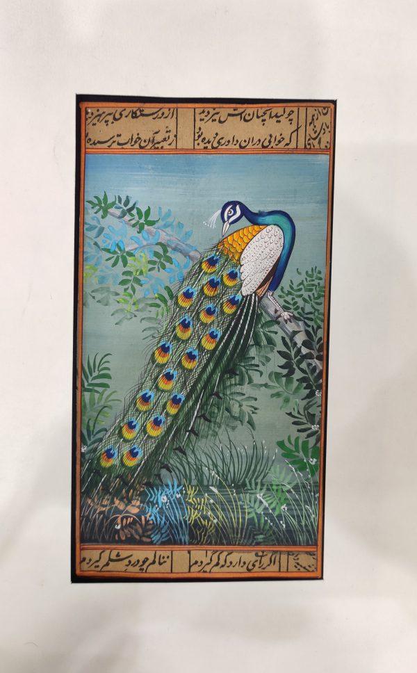 Handmade art & craft, Rajasthani miniature painting