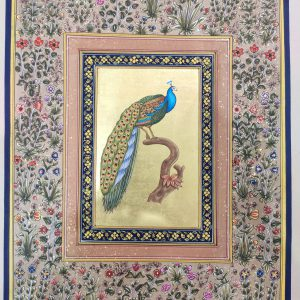 Handmade art & craft, Rajasthani miniature painting