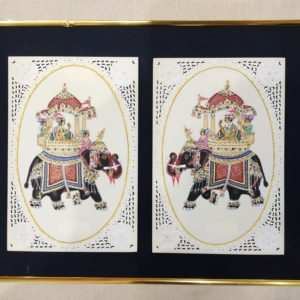 Handmade art & craft, Rajasthani miniature paintings