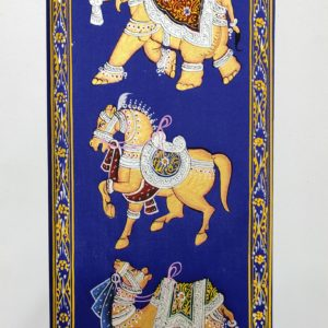 Handmade art & craft, Rajasthani miniature art