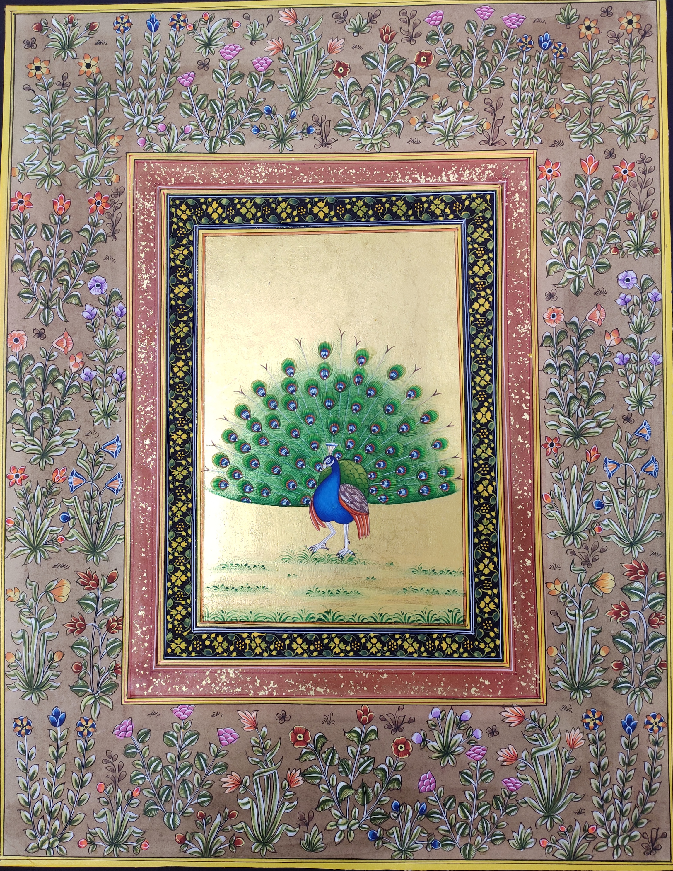 Marotia Family Art - A Royal Art from Jaipur