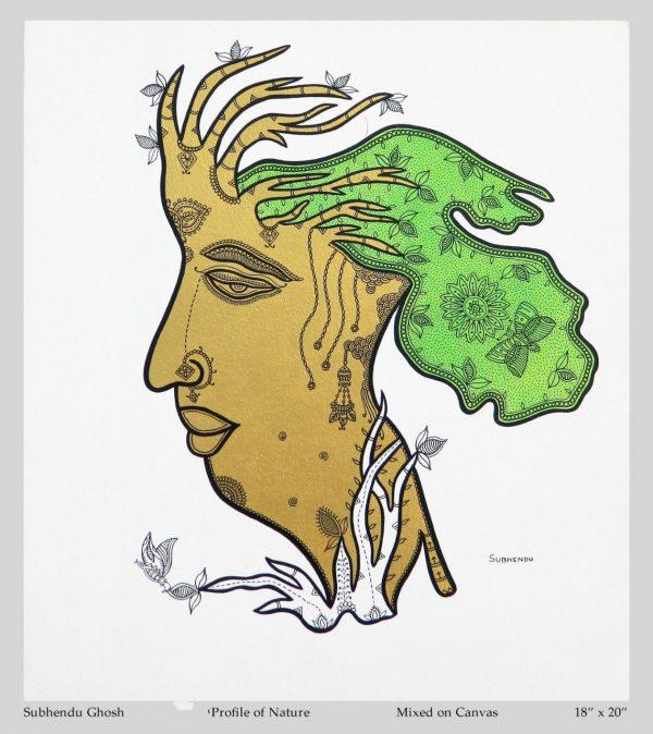 Handmade art & craft, contemporary art, art of India