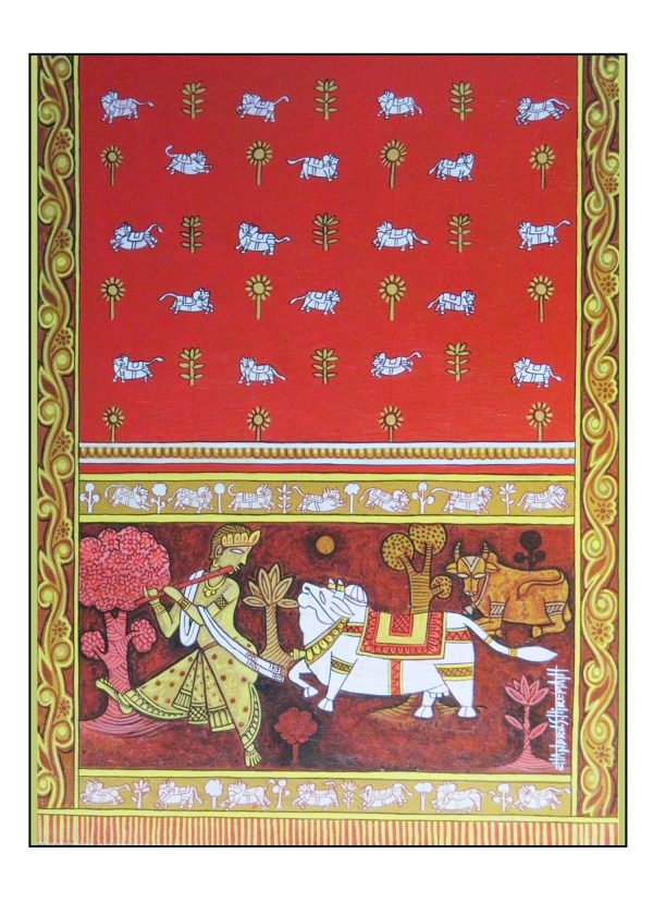 Handmade art & craft, art of India, Paintings of India