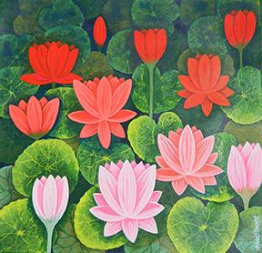 Handmade art & craft, art of India, paintings of India