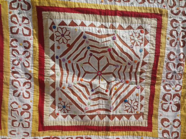 Vintage Canopy, Handmade art and craft