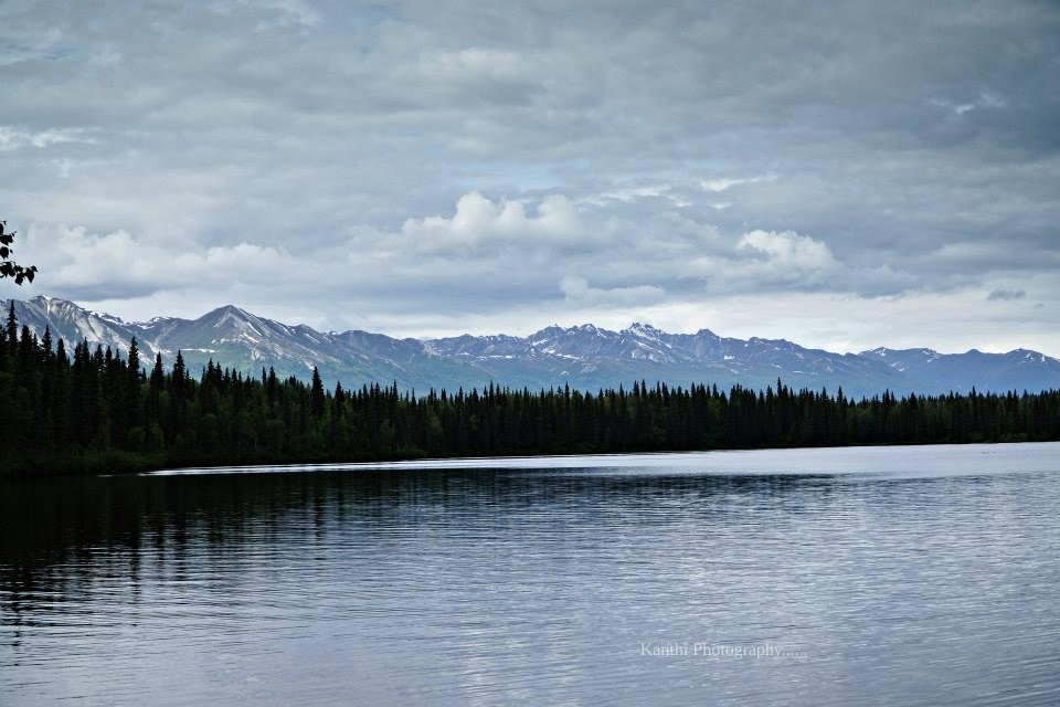 Bear lake Alaska